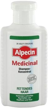 Alpecin Medicinal Shampoo Konzentrat fettendes Haar (200ml)