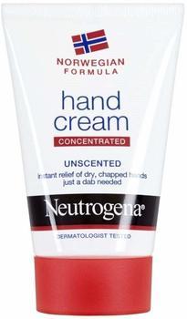 Neutrogena Norwegische Formel Handcreme unparfümiert (50 ml)