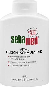 Sebamed Vital Dusch + Schaumbad (400ml)