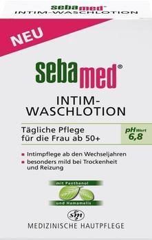 Sebamed Intim Waschlotion pH 6, 8 für die Frau ab 50 (200 ml)