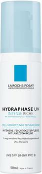 La Roche-Posay Hydraphase UV Intense Riche Creme 50 ml