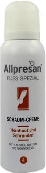 Allpresan Fuß spezial Hornhaut und Schrunden Schaum-Creme 125 ml