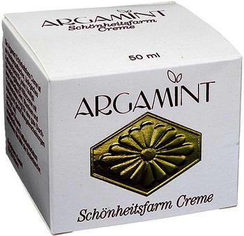 Junapharm GmbH ARGAMINT Schönheitsfarm-creme