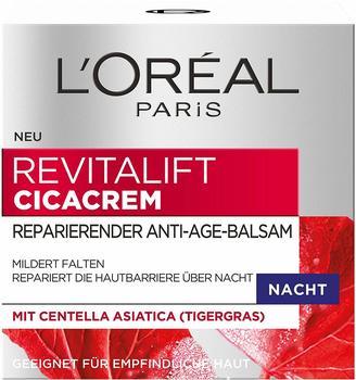 LOréal Paris LOréal Paris, RevitaLift CICA Nachtbalm, Gesichtspflege