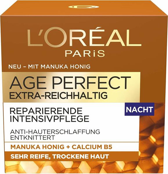 L'Oréal Age Perfect Nacht Manuka Honig (50ml)