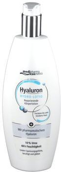 Medipharma Cosmetics Hyaluron Hydro-Lotio Körperlotion 400 ml