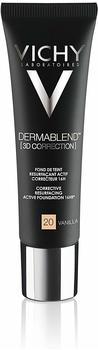 Vichy Dermablend 3D Correction - 20 Vanilla (30ml)