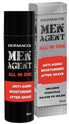 Dermacol DC Dermacol Men Agent After-Shave und Gel-Crema Anti-Aging für Männer - 50 ml