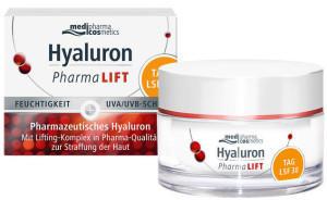 Medipharma Cosmetics HYALURON PHARMALIFT Tag Creme LSF 30, 100 g