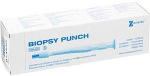 Stiefel Laboratorium Biopsy Punch Hautstanze 4 mm (10 Stk.)