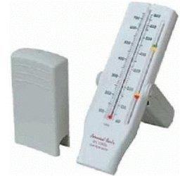 R. Cegla Taschen-Peak-Flow-Meter Personal Best für Kinder und Erwachsene
