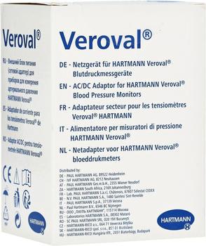 Hartmann Veroval Netzadapter für Oberarm-Blutdruckmessgerät