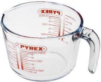 Pyrex Messbecher mit Griff 1 l