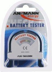 Ansmann Batterie-Tester (4000001)