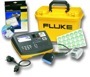 Fluke Installationstester Kit