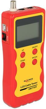 DeLock 86108 LCD Cable Tester
