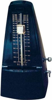 MSA Mechanisches Metronom mit Glocke schwarz