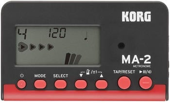 Korg MA2-BKRD LCD Pocket Digital Metronome