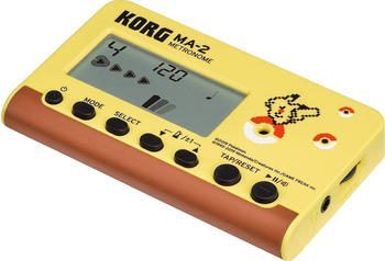 Korg MA2 LCD Pocket Digital Metronome POKEMON Version
