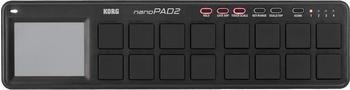 Korg nanoPAD 2 - schwarz