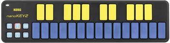 Korg nanoKEY 2 blau/geld