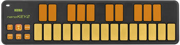 Korg nanoKEY 2 orange/grau
