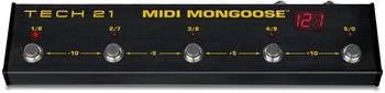 Tech 21 MIDI Mongoose
