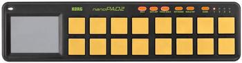 Korg nanoPAD 2 Green/Orange