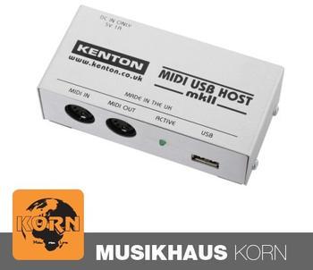Kenton MIDI USB Host MkII