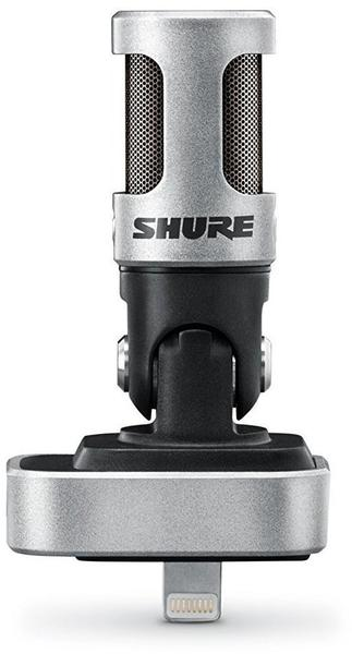 Shure MV88 Digitales Stereo-Kondensatormikrofon