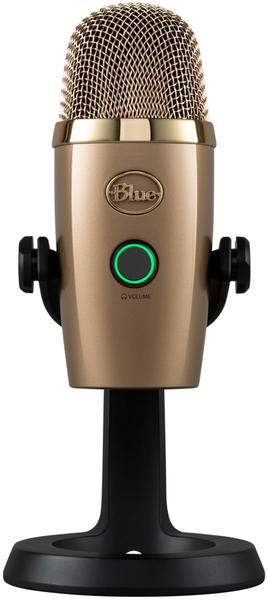 Blue Microphones Yeti Nano Cubano Gold