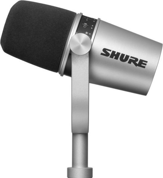 Shure MV7 Silver