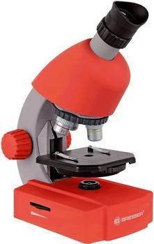 Bresser JUNIOR Mikroskop 40x-640x rot
