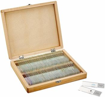 Celestron Dauerpräparate Set 44412 (100 St)