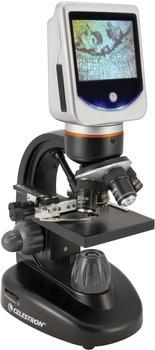 Celestron LCD Deluxe Digitales Mikroskop 40-1600x
