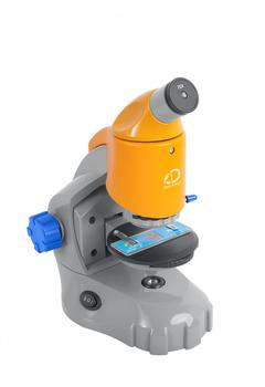 Discovery Adventures Zoom-Mikroskop mit bis zu 800-facher Vergrößerung