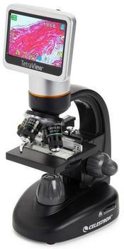 celestron-tetraview-digitales-mikroskop-schwarz-silber