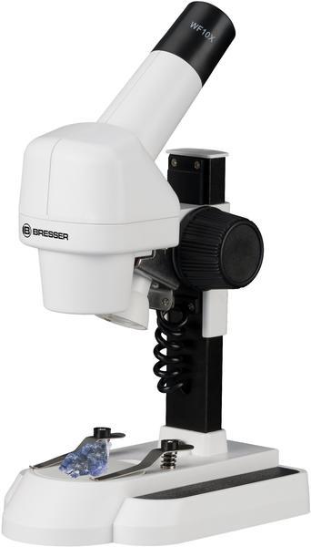 Bresser junior Mikroskop Auflicht-Mikroskop mit 20-facher Vergrößerung