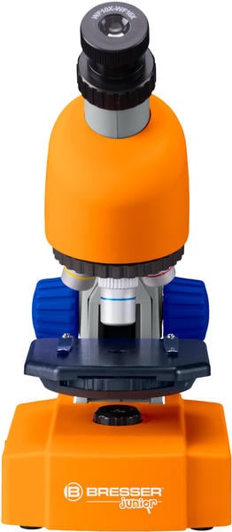 Bresser Junior 40x-640x Mikroskop mit Zubehör und Transportkoffer