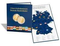 Leuchtturm 2-EUR (Euro) Special-Collection für Deutsche Bundesländer