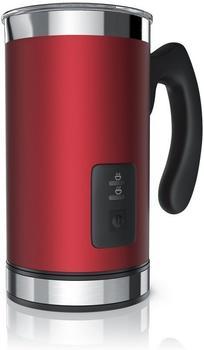 arendo-automatischer-milchaufschaeumer-mit-griff-rostfreies-edelstahl-doppelwanddesign-rot