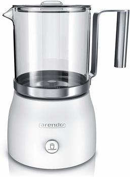 Arendo Milkstar Milchaufschäumer weiß (matt)