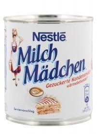 Nestlé Milchmädchen gezuckerte Kondensmilch 400ml