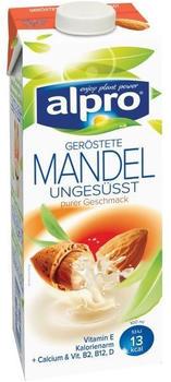 Alpro geröstete Mandel ungesüsst 1L