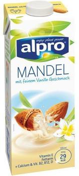 Alpro Mandel mit feinem Vanillegeschmack 1L