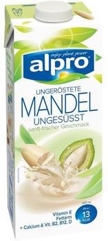 Alpro ungeröstet Mandel ungesüßt 1l
