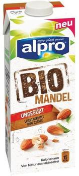 Alpro BIO Mandel ungesüßt 1l