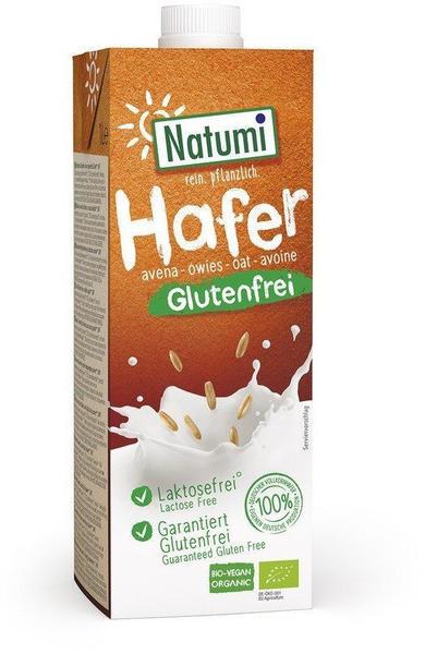 Natumi Hafer glutenfrei 1l
