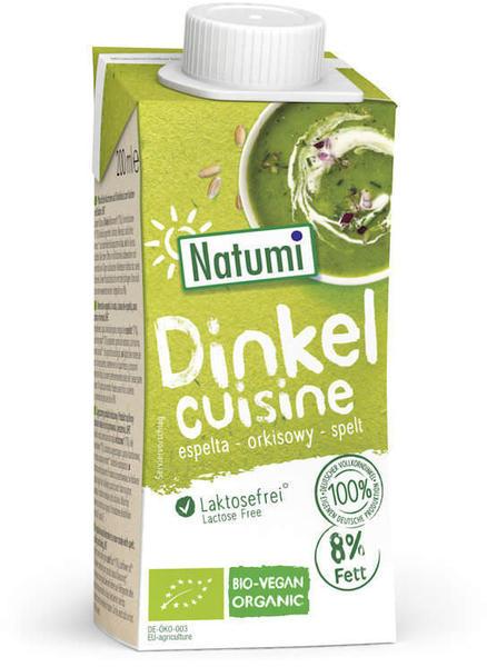 Natumi Dinkel Cuisine 200ml