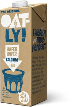 Oatly Hafer Calcium Bio 1l